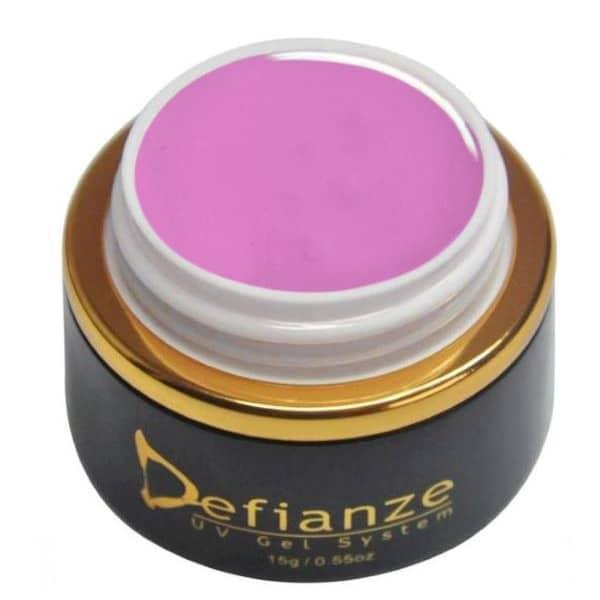Bright Raspberry pink gel polish
