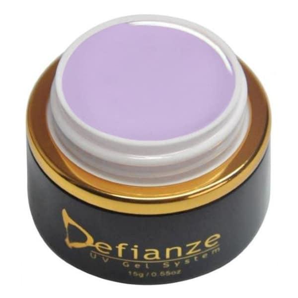 lilac colour gel polish